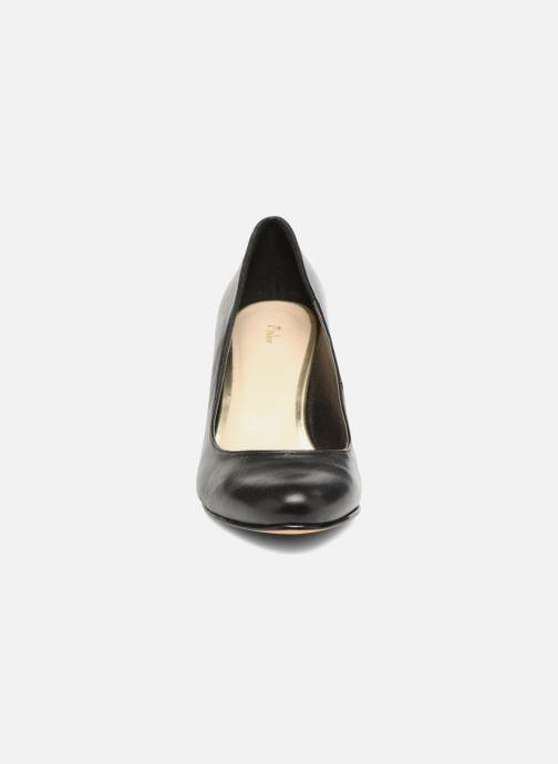 Escarpins Menbur Salso Noir vue portées chaussures