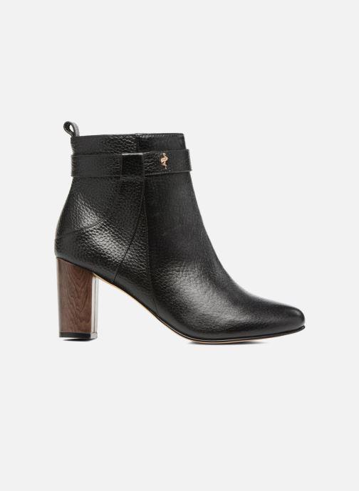 Bottines et boots Menbur Almansora Noir vue derrière