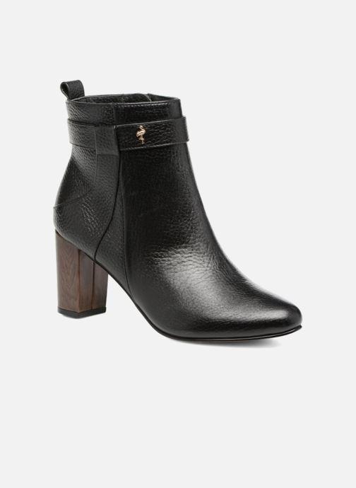 Bottines et boots Menbur Almansora Noir vue détail/paire