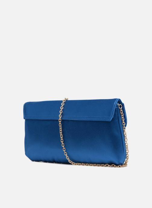 Bolsos de mano Menbur Loiret Azul vista lateral derecha