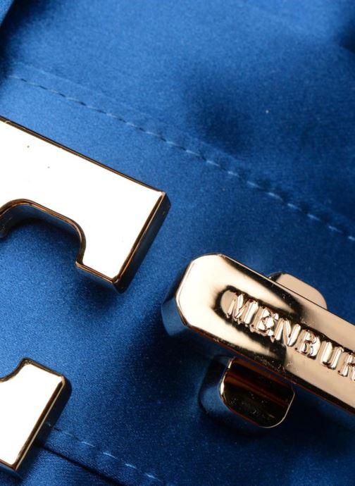Bolsos de mano Menbur Loiret Azul vista lateral izquierda
