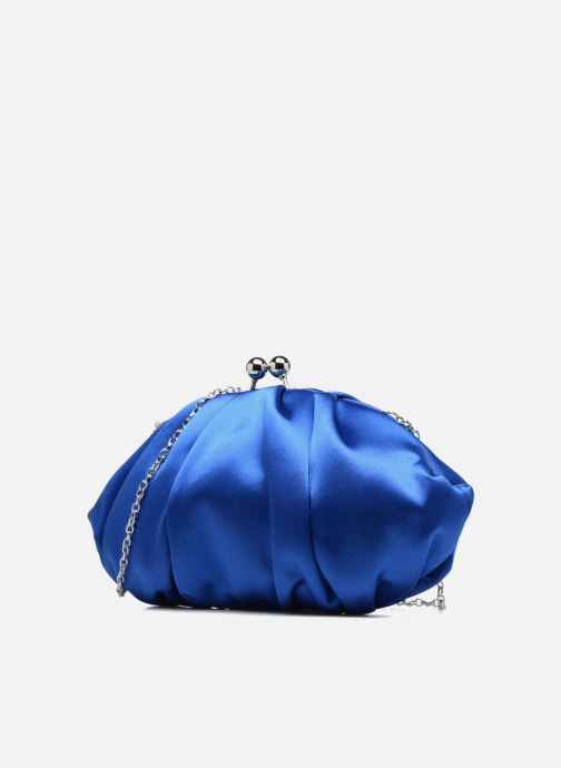 Petite Maroquinerie Menbur Paniculata Bleu vue portées chaussures