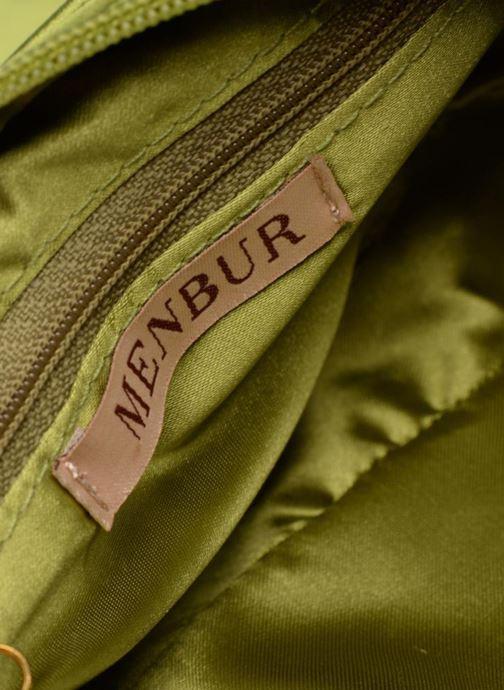 Petite Maroquinerie Menbur Alberta II Vert vue derrière