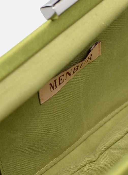 Petite Maroquinerie Menbur Lassen Vert vue derrière