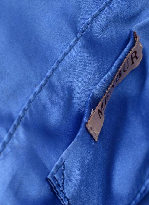 Petite Maroquinerie Menbur Cara Bleu vue derrière