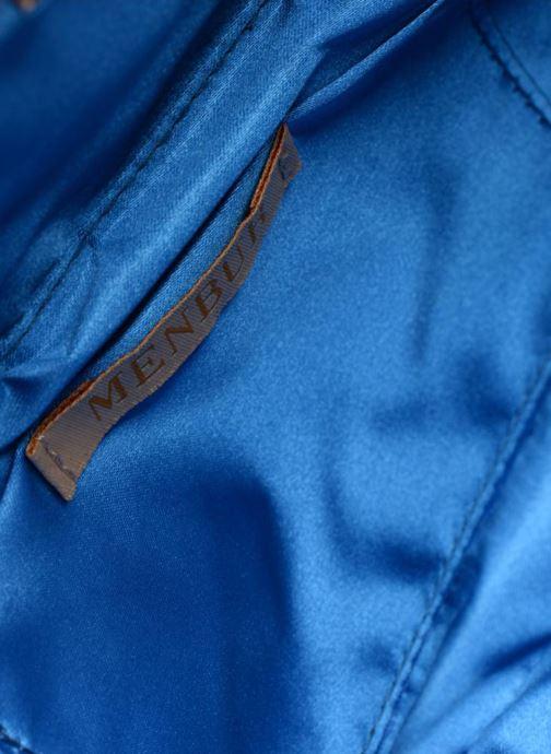 Sacs à main Menbur Bushman Bleu vue derrière