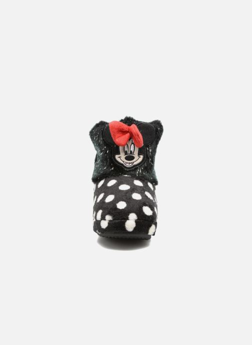 Pantoffels Minnie Spinato Zwart model