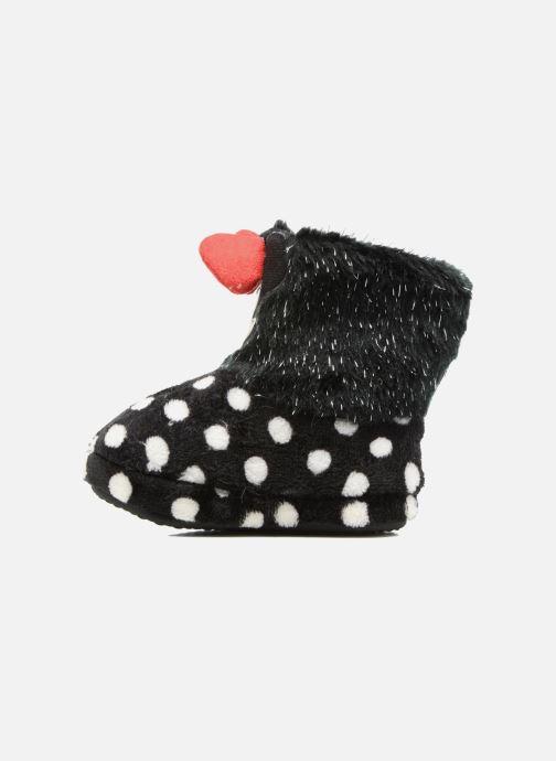 Pantoffels Minnie Spinato Zwart voorkant