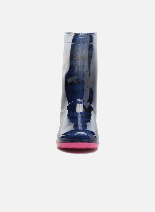 Bottes Soy Luna Sifflet Bleu vue portées chaussures