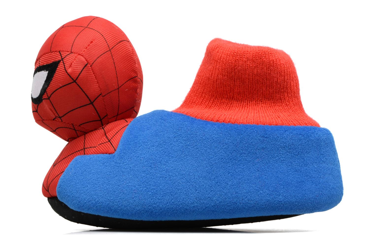Pantoffels Spiderman S24967 Spiderman Blauw voorkant