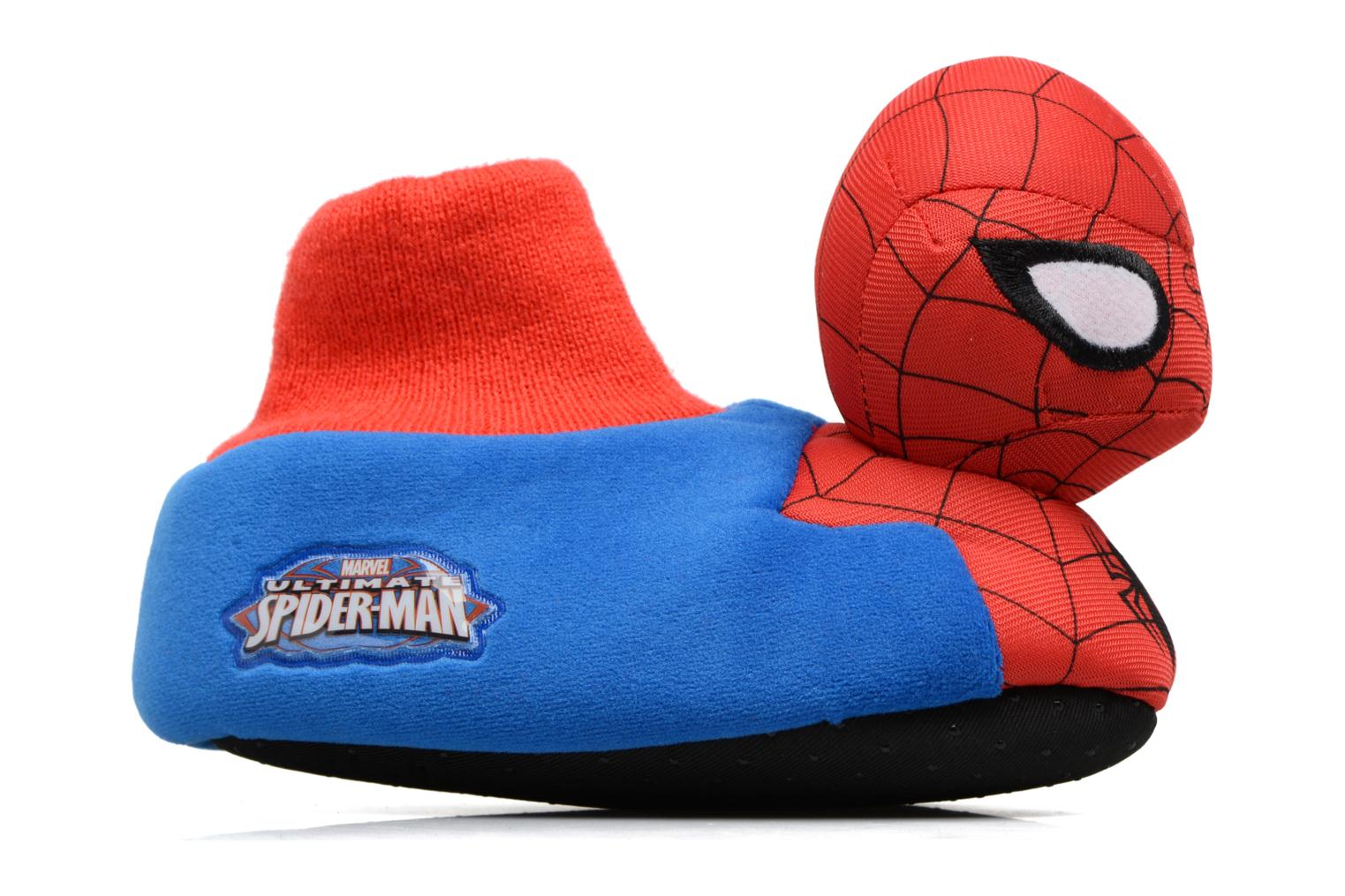 Pantuflas Spiderman S24967 Spiderman Azul vistra trasera