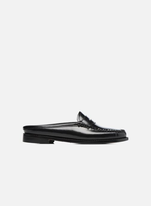 Loafers G.H. Bass Weejun WMN Penny Slide Black back view