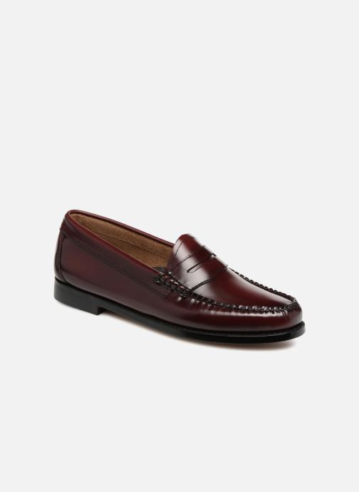 Loafers G.H. Bass Weejun WMN Penny Purple detailed view/ Pair view
