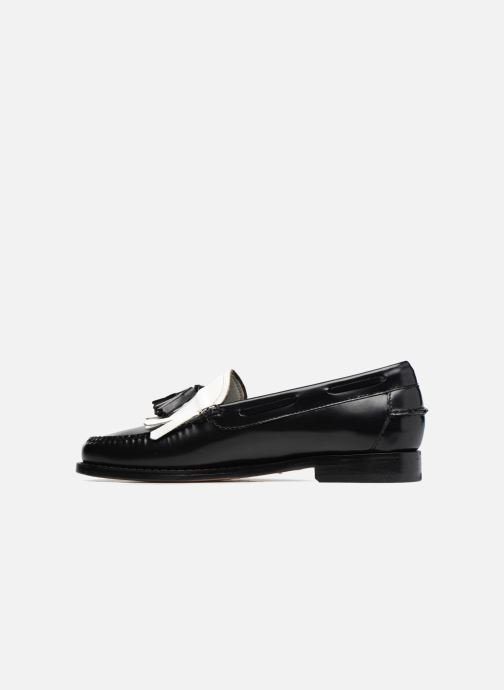 Loafers G.H. Bass Weejun WMN Esther Kiltie Black front view