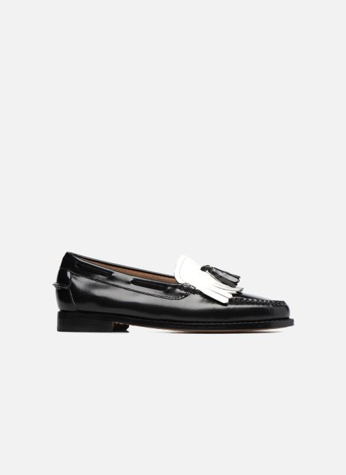 Loafers G.H. Bass Weejun WMN Esther Kiltie Black back view