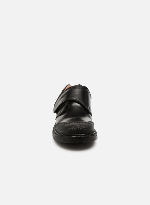 Chaussures à scratch Xti 54045 Noir vue portées chaussures