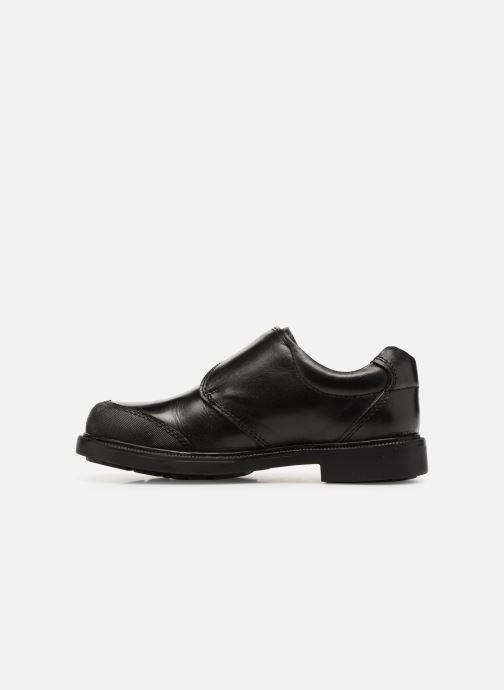 Velcro shoes Xti 54045 Black front view