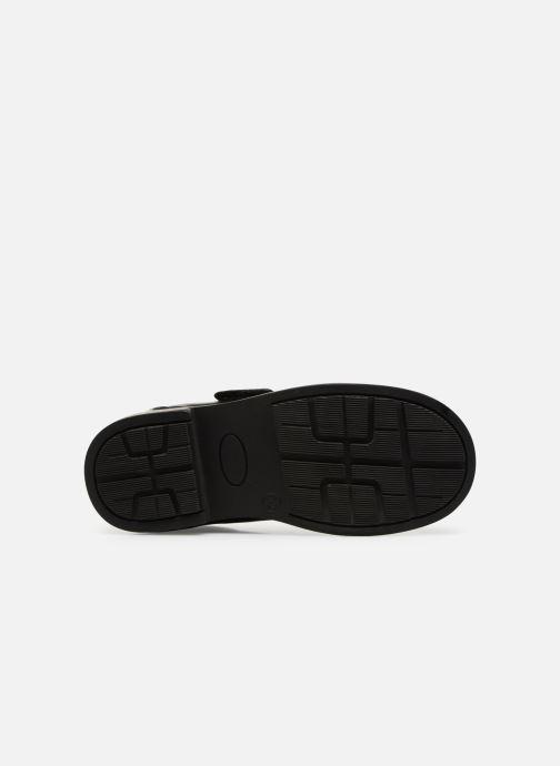 Chaussures à scratch Xti 54045 Noir vue haut