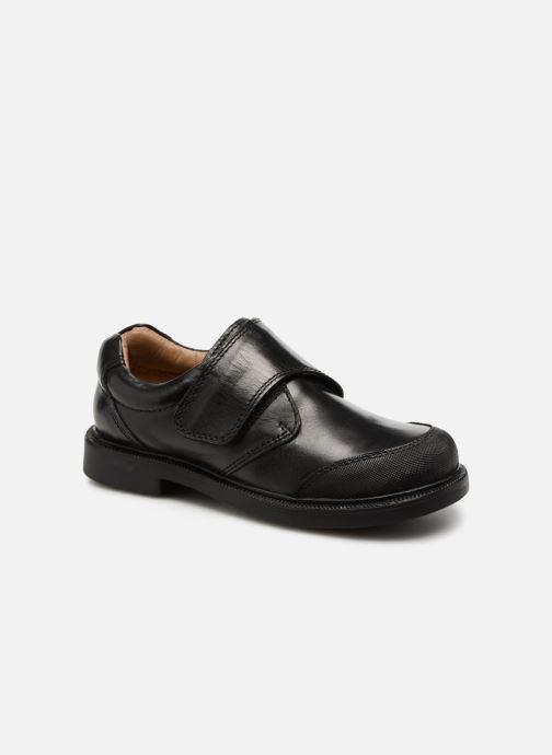 Chaussures à scratch Xti 54045 Noir vue détail/paire