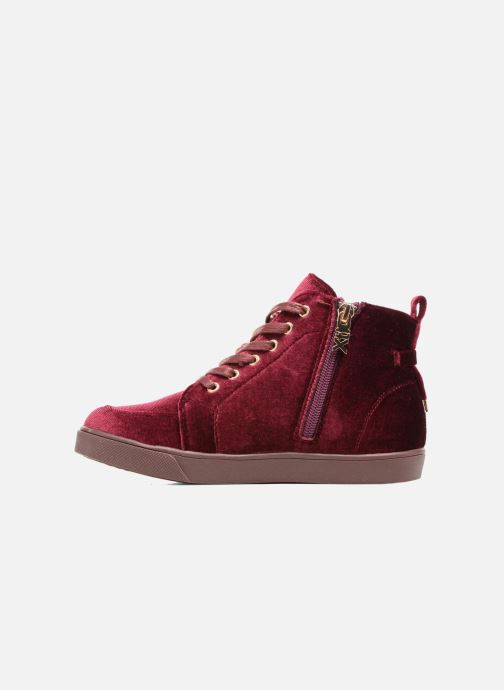 Trainers Xti 55089 Burgundy front view
