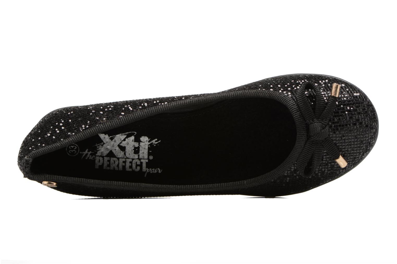 Ballerina's Xti 55092 Zwart links