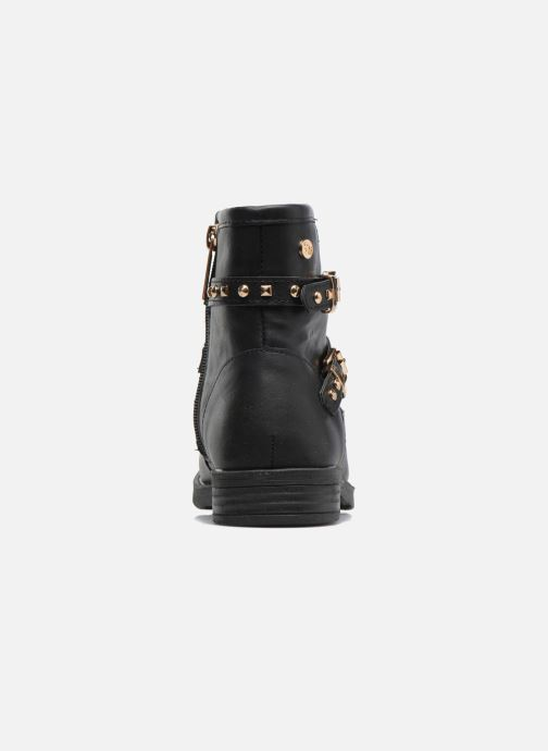 Ankle boots Xti 55104 Black view from the right
