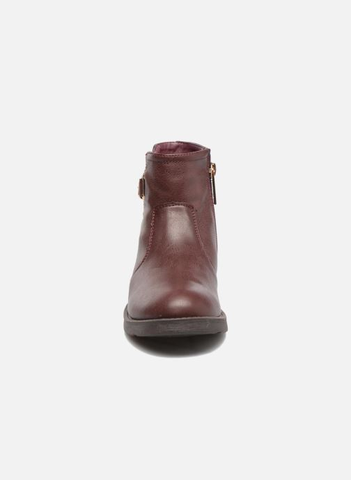 Ankle boots Xti 55106 Burgundy model view
