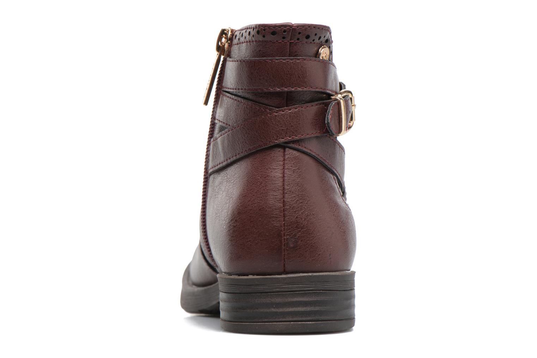Bottines et boots Xti 55106 Bordeaux vue droite