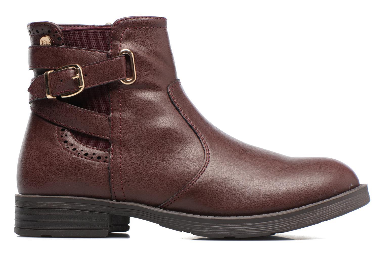 Bottines et boots Xti 55106 Bordeaux vue derrière