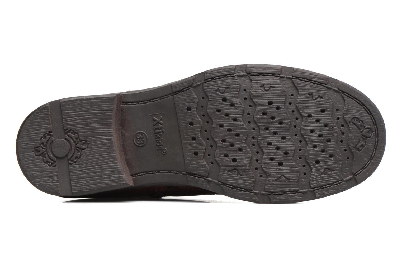 Bottines et boots Xti 55106 Bordeaux vue haut