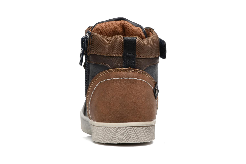 Sneakers Xti 55171 Blauw rechts