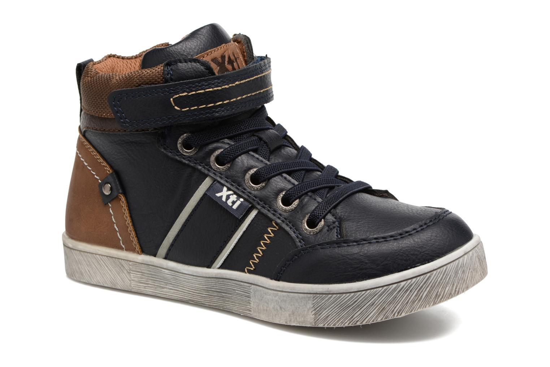 Sneakers Xti 55171 Blauw detail