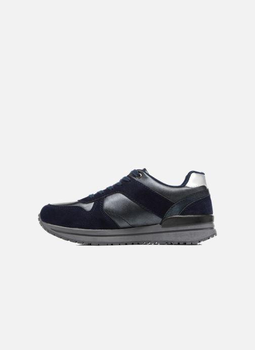 Sneakers Xti 55262 Blauw voorkant