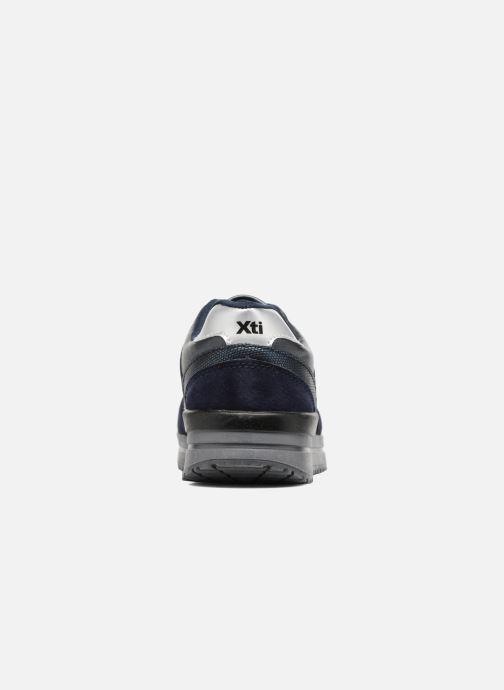 Baskets Xti 55262 Bleu vue droite