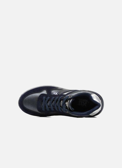 Sneakers Xti 55262 Blauw links