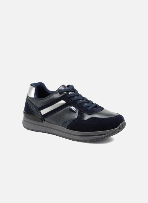 Trainers Xti 55262 Blue detailed view/ Pair view