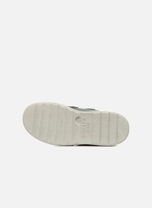 Sneakers Ricosta Karin Argento immagine dall'alto