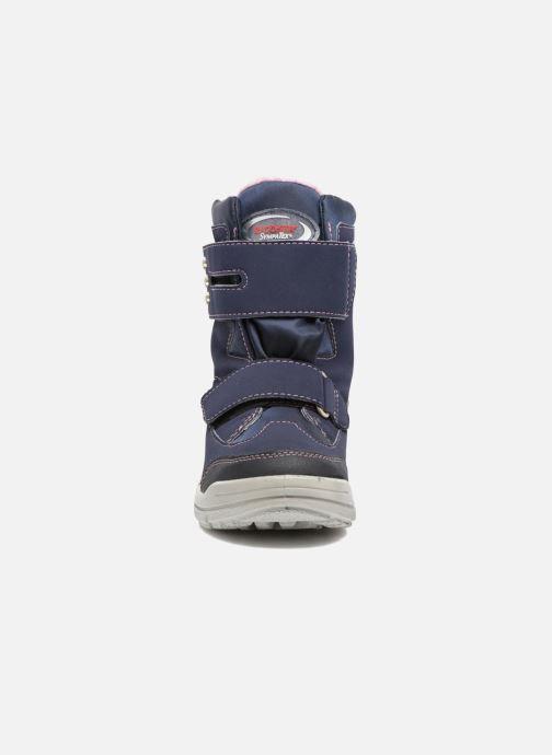 Chaussures de sport Ricosta Silke Bleu vue portées chaussures