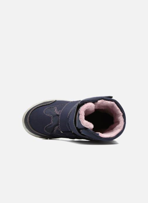 Zapatillas de deporte Ricosta Silke Azul vista lateral izquierda