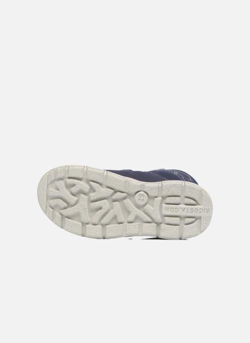 Zapatillas de deporte Ricosta Silke Azul vista de arriba