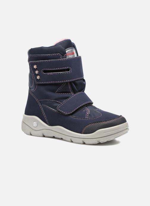 Chaussures de sport Ricosta Silke Bleu vue détail/paire