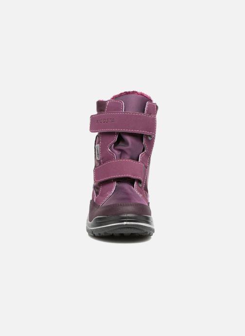 Sport shoes Ricosta Annika Purple model view