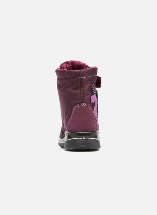 Sport shoes Ricosta Annika Purple view from the right
