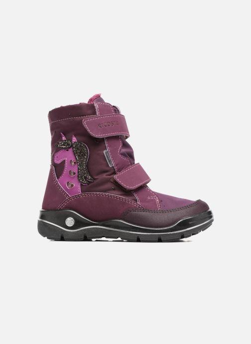 Sport shoes Ricosta Annika Purple back view