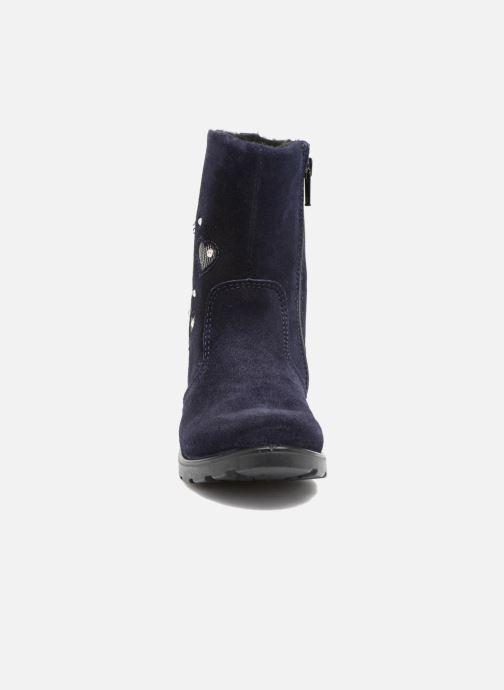 Boots & wellies Ricosta Steffi Blue model view