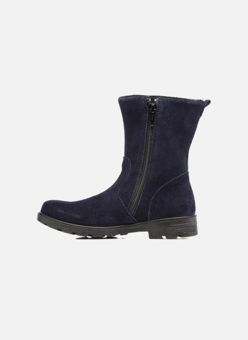 Boots & wellies Ricosta Steffi Blue front view