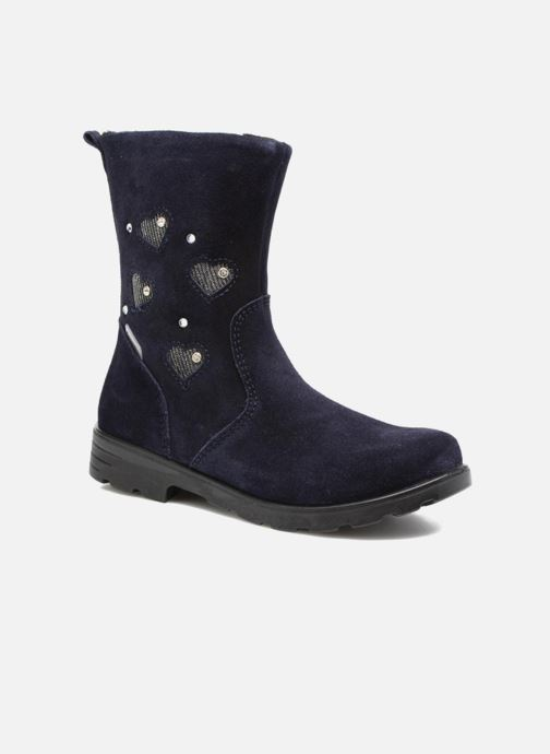 Boots & wellies Ricosta Steffi Blue detailed view/ Pair view