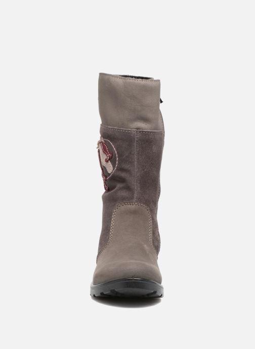 Boots & wellies Ricosta Mimi Grey model view