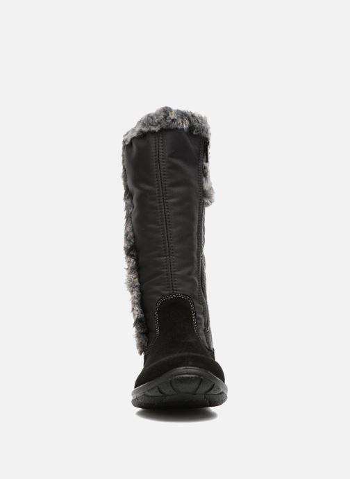 Scarpe sportive Ricosta Haley-tex Nero modello indossato