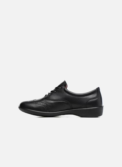 Zapatos con cordones Ricosta Kate Negro vista de frente